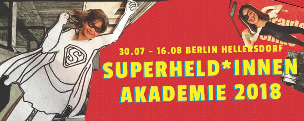 SoKuBi - Superheld*innen Akademie 2018