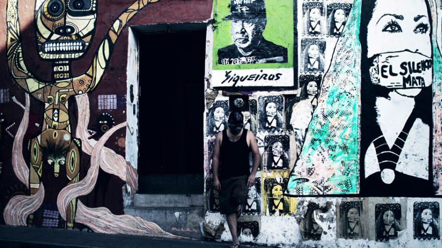 SoKuBi - Oaxaca's revolutionary street art